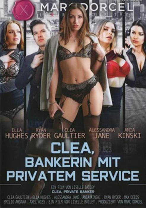 Clea Bankerin Mit Privatem Service