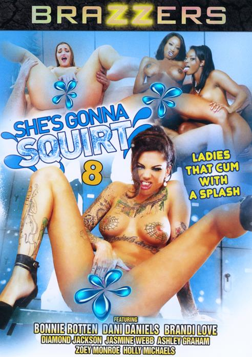She's Gonna Squirt 8