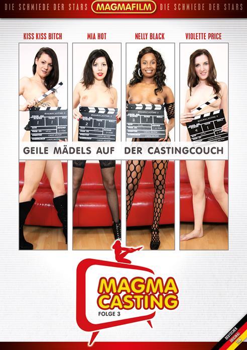 Magmacasting 3
