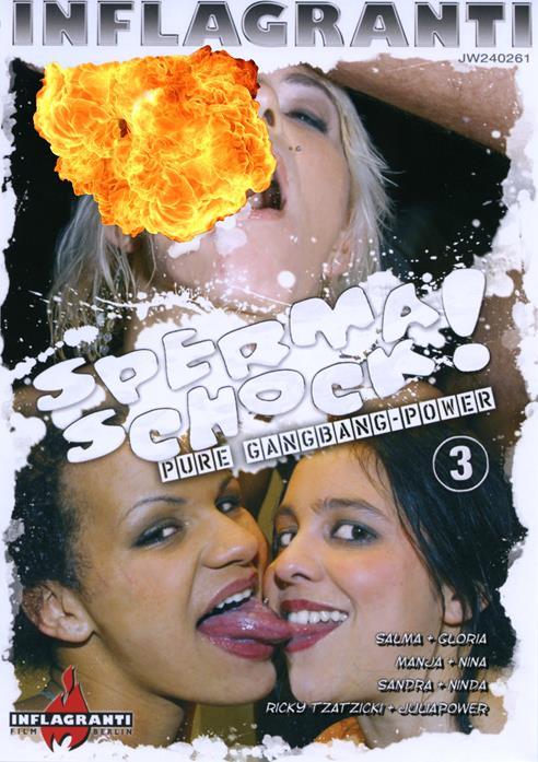 Sperma Schock! 3