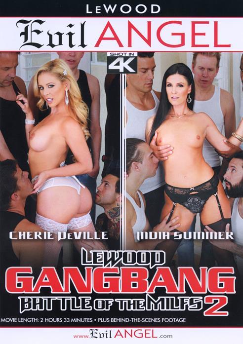 Gangbang Battle Of The MILFs 2