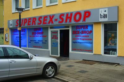 Super Sex-Shop Essen